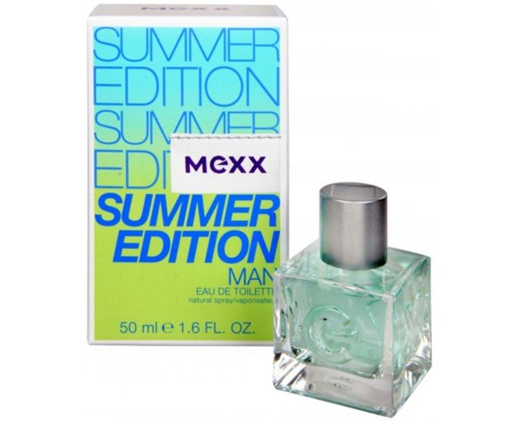 Мужская туалетная вода Mexx: Mexx Summer Edition edt м 50 ml в Элит-парфюм