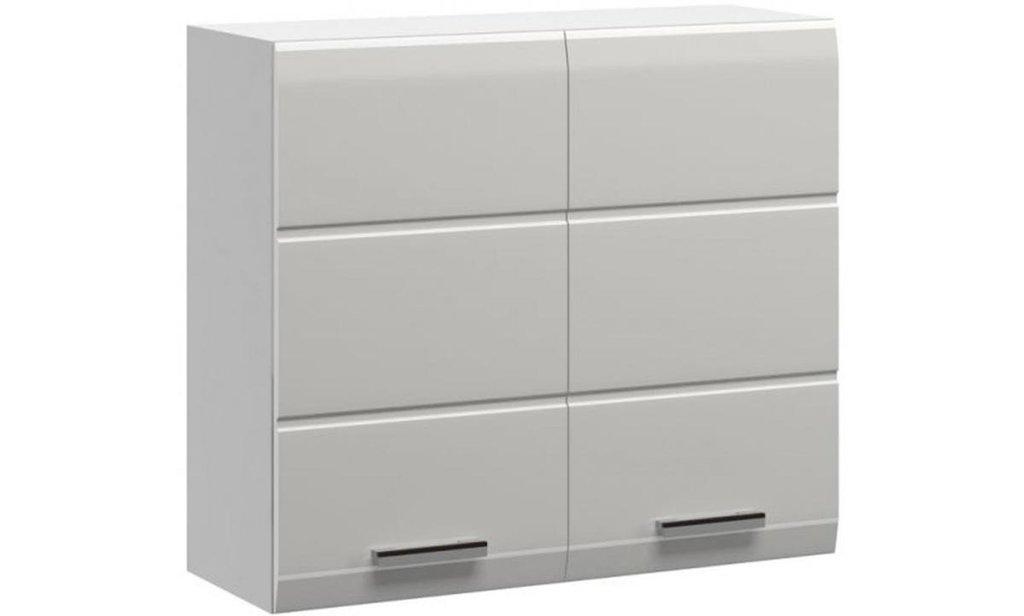 Кухонный гарнитур Ривьера: Шкаф навесной для сушки посуды Ривьера, 2-дверный, 800 в Уютный дом
