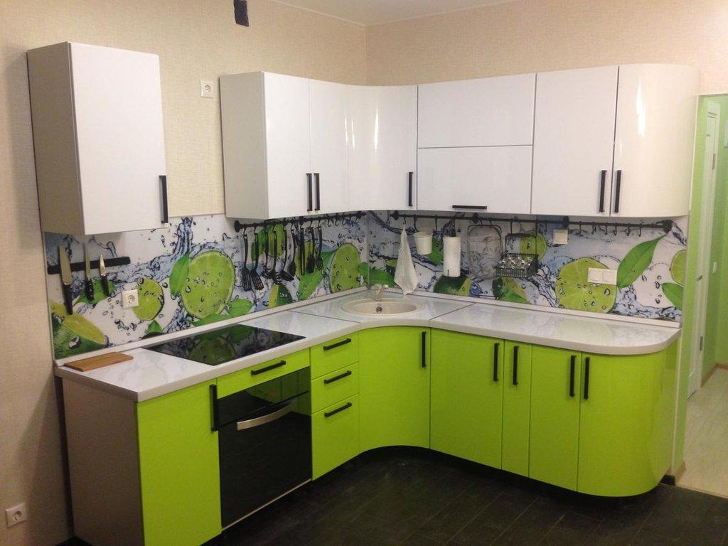 Кухни: Кухня 10 в Квадра Мебель