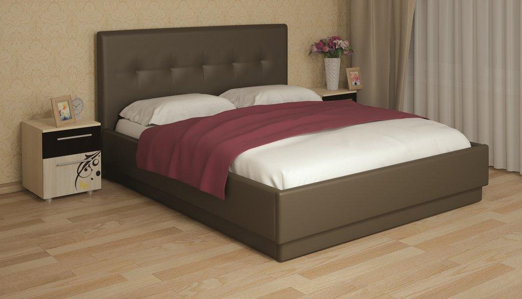 """Кровати: Кровать двуспальная """"Камила"""" в Амадео"""