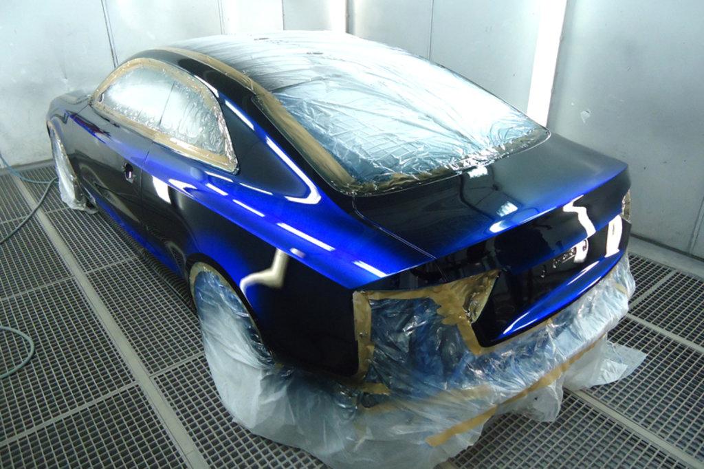 Ремонт автомобиля: Покраска автомобиля в АВТО-СТАНДАРТ, ОАО