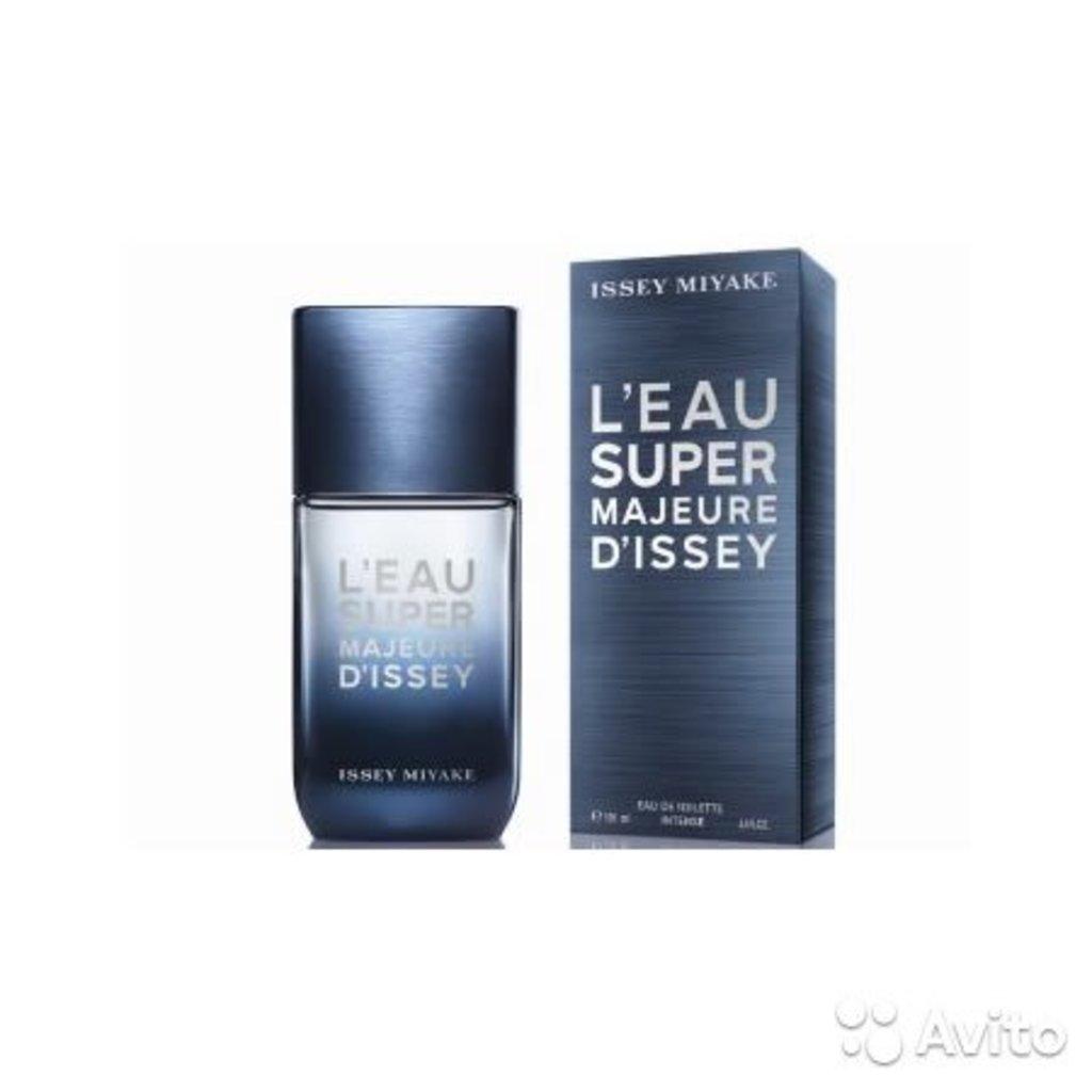 Для мужчин: Issey Miyake L'eau D'issey Super MajeureТуалетная вода edt муж 50 ml в Элит-парфюм