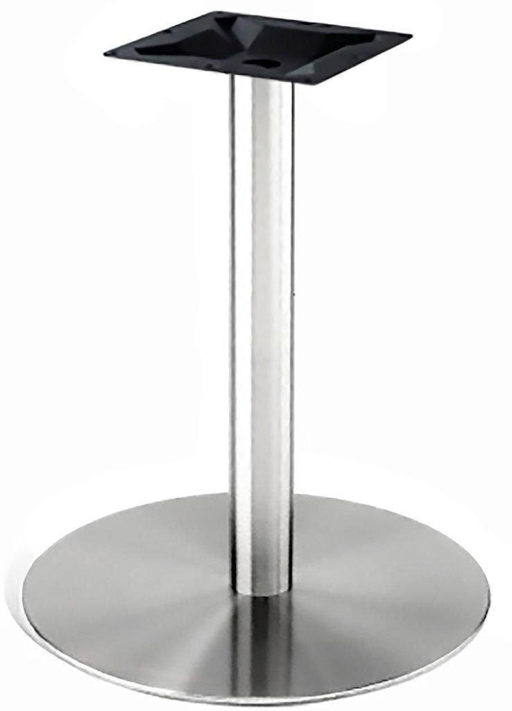 Подстолья для столов.: Подстолье 1060EM (нержавеющая сталь матовое) в АРТ-МЕБЕЛЬ НН