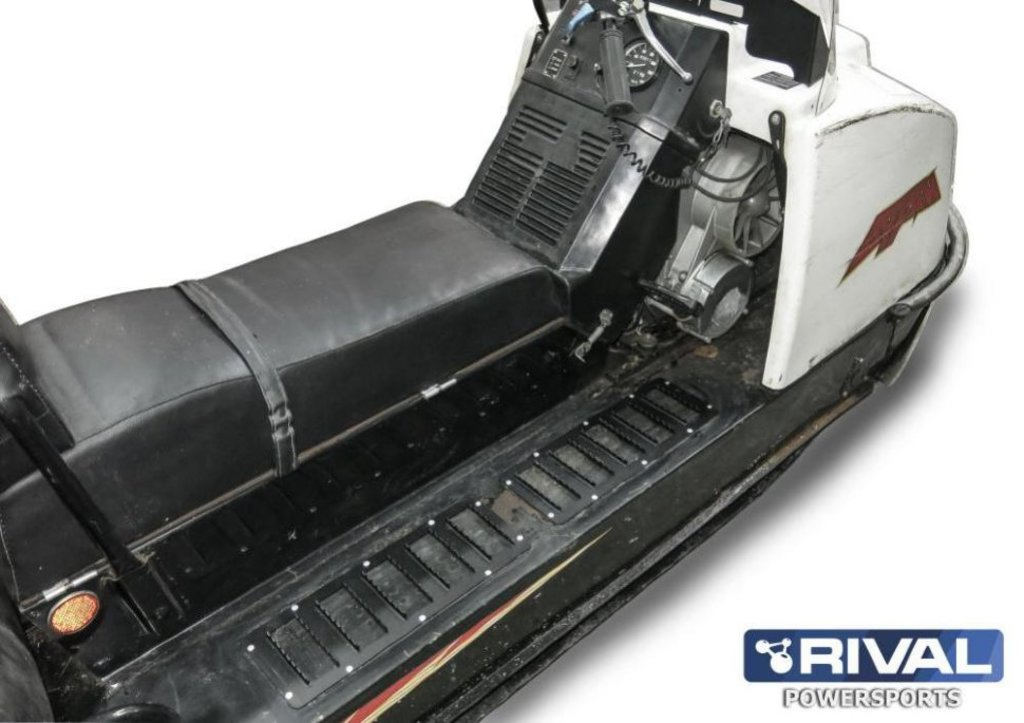 Запчасти для снегоходов РМ: Накладки противоскользящие RM Буран А/АЕ/АДЕ S.7705.1, S.7705.1 в Базис72