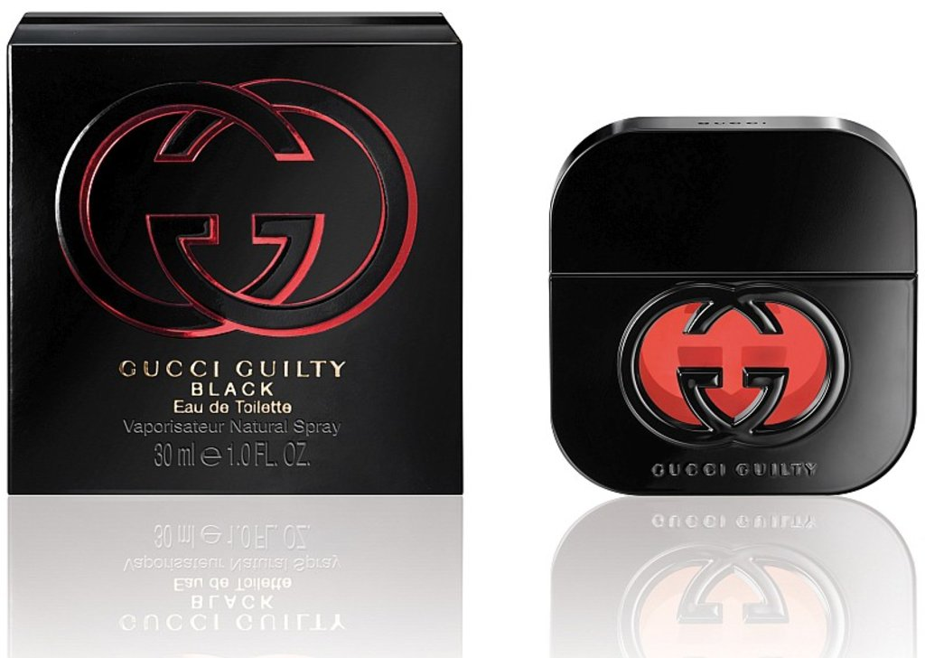 Gucci: Туалетная вода Gucci Guilty Black edt ж 30 ml в Элит-парфюм