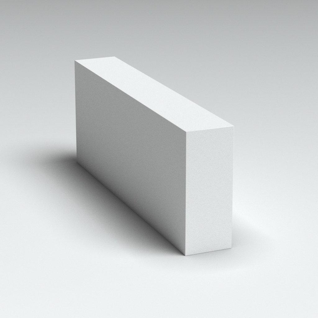 Перегородочные блоки газобетонные: Б1-D600-В2,5-F100 (625/100/250 мм) в Сибит