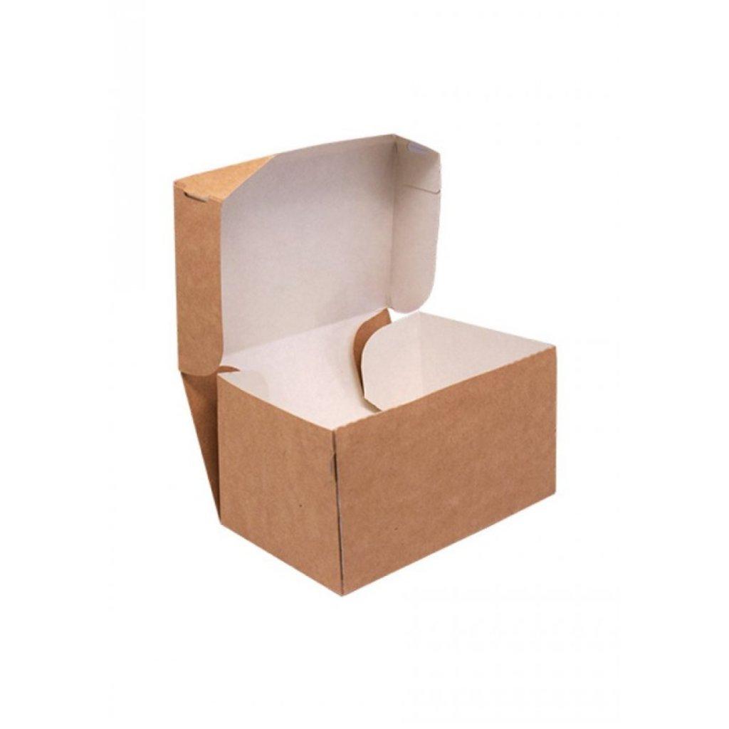 Коробки для кондитерских изделий: Коробка для кондитерских изделий  eco cake1200 155*100*85мм в ТортExpress