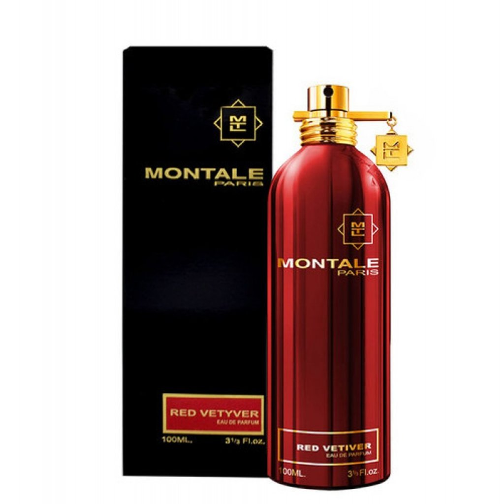 Montale (Монталь): Montale Red Vetyver (Монталь Ред Ветивер) edp 100 ml в Мой флакон