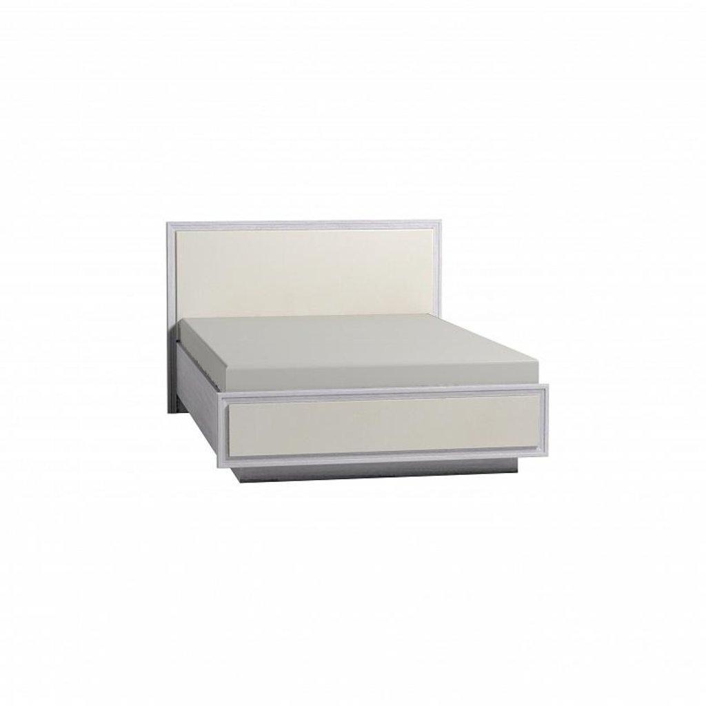 Кровати: Кровать Люкс PAOLA 308 (1400, мех. подъема) в Стильная мебель