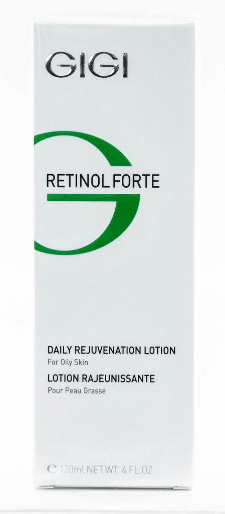 Пилинги: Лосьон-пилинг для жирной кожи «Ретинол Форте» / Daily Rejuvenation Lotion, Retinol Forte, GiGi в Косметичка, интернет-магазин профессиональной косметики