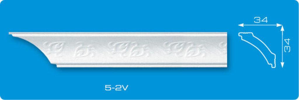Плинтуса потолочные: Плинтус потолочный ЛАГОМ ДЕКОР 5-2v экструзионный длина 2м в Мир Потолков
