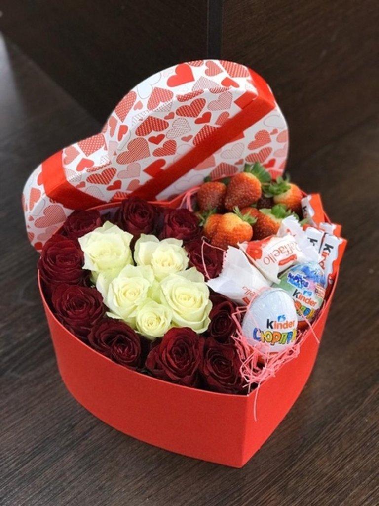 """14 февраля: """"Сердечное признание"""" в Первый цветочный"""