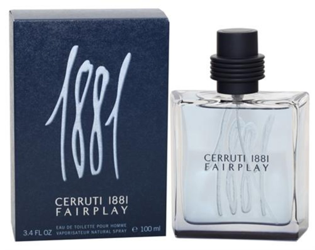 Cerruti: Cerruti 1881 Fairplay edt в Элит-парфюм