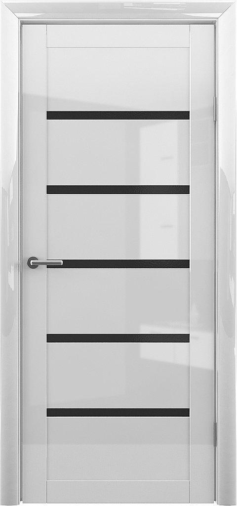 Двери Альберо: Вена Глянец серы мателюкс в Салон дверей Доминго Ноябрьск