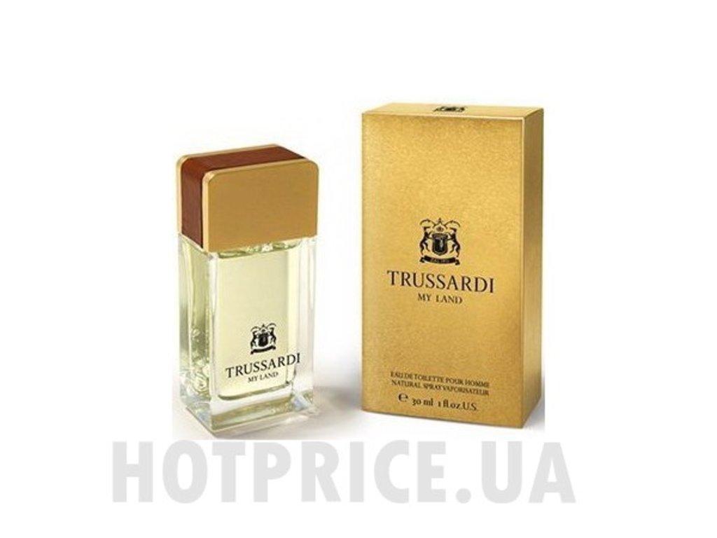 Trussardi: Trussardi My Land edt муж 30 | 50 | 100 ml в Элит-парфюм