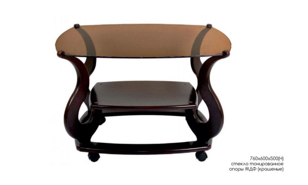 Столы журнальные: Стол журнальный Варьете 5.1 в Уютный дом