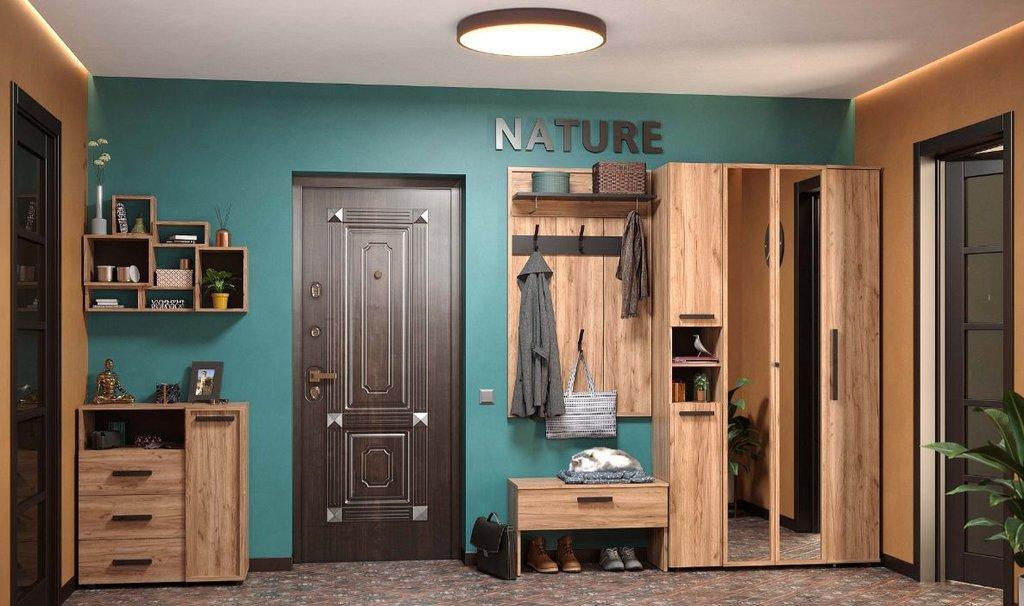 Тумбы и шкафы для обуви: Тумба для обуви Nature 89 в Стильная мебель