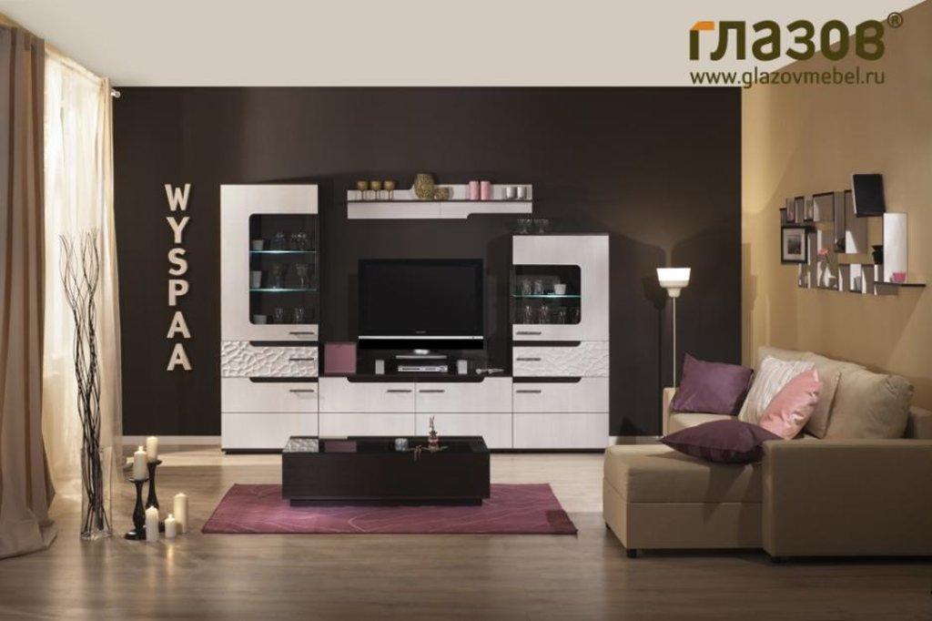 Модульная мебель в гостиную WYSPAA: Модульная мебель в гостиную WYSPAA в Стильная мебель