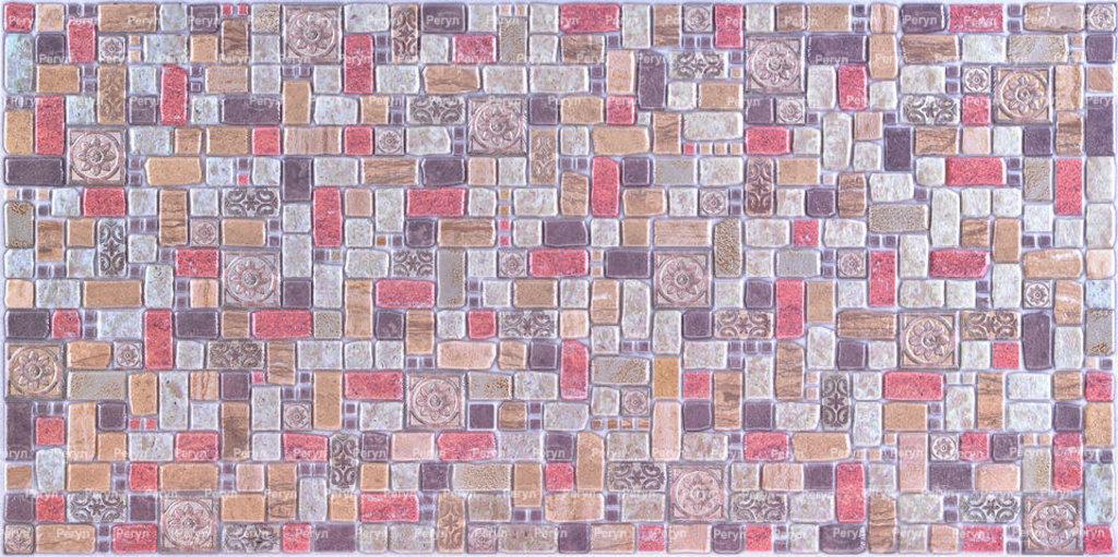 Панели ПВХ: Мозаика Травертин корица в Мир Потолков