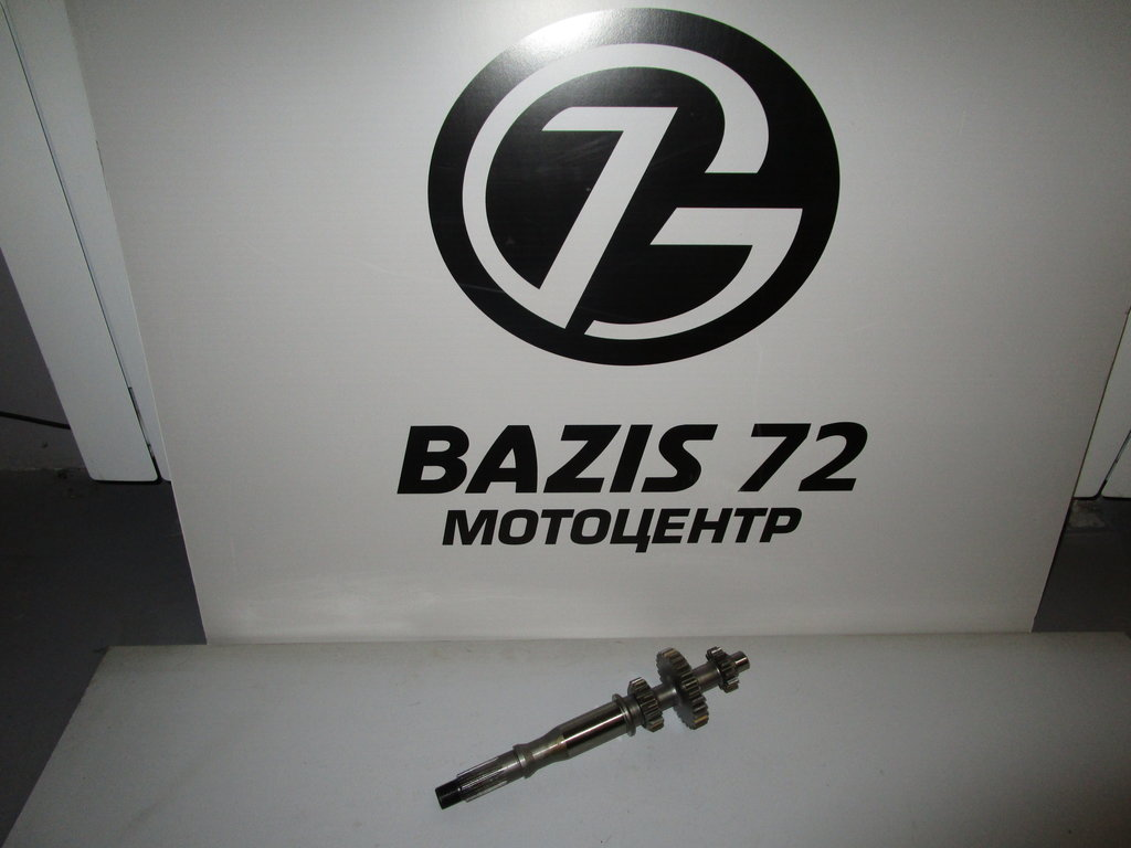 Запчасти для техники CF: Вал первичный КПП X8 CF 0800-060004 в Базис72