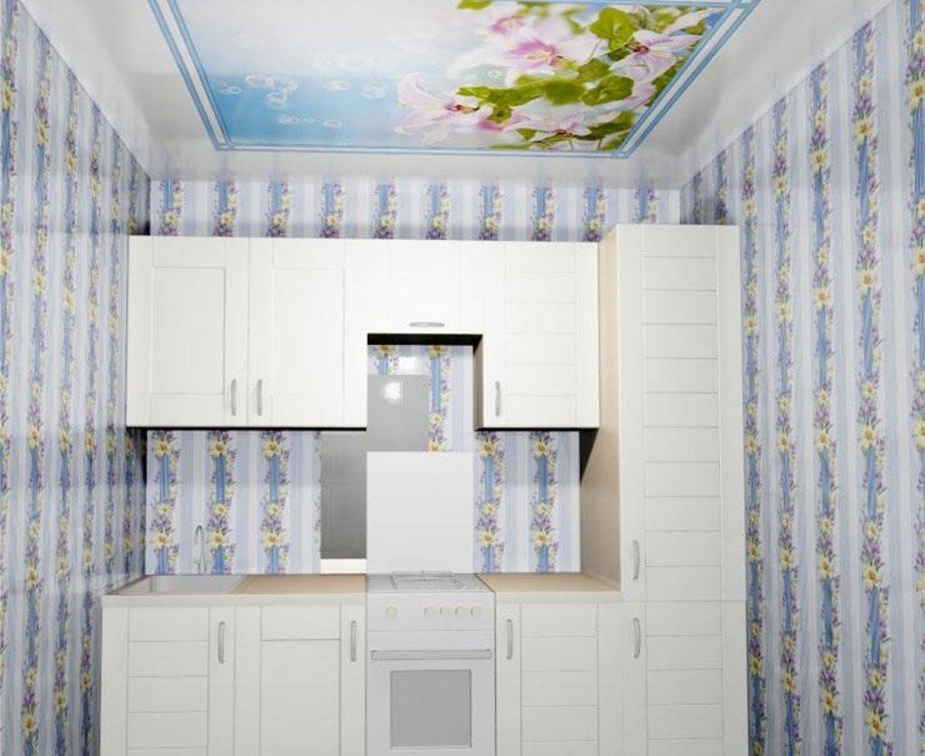 Панели Novita: Декоративный потолок Лилейник NOVITA в Мир Потолков