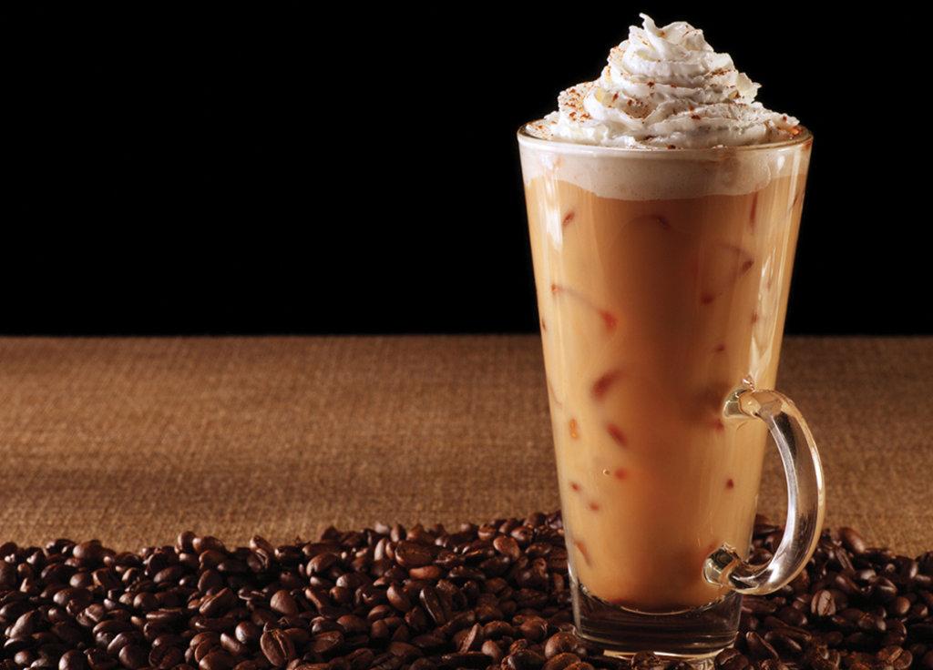 Кофе: Айс кофе в Restorant SH