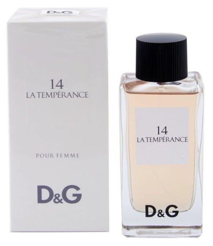Dolce&Gabbana: D&G 14 La Temperance Туалетная вода edt жен 50 ml в Элит-парфюм