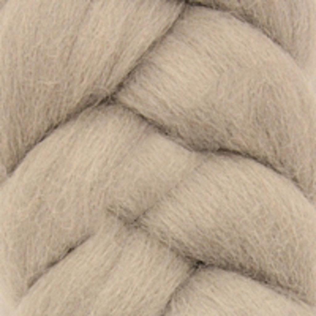 Фелтинг: Шерсть для валяния п/т КАМТ 50г. цв.168 светло-серый в Шедевр, художественный салон