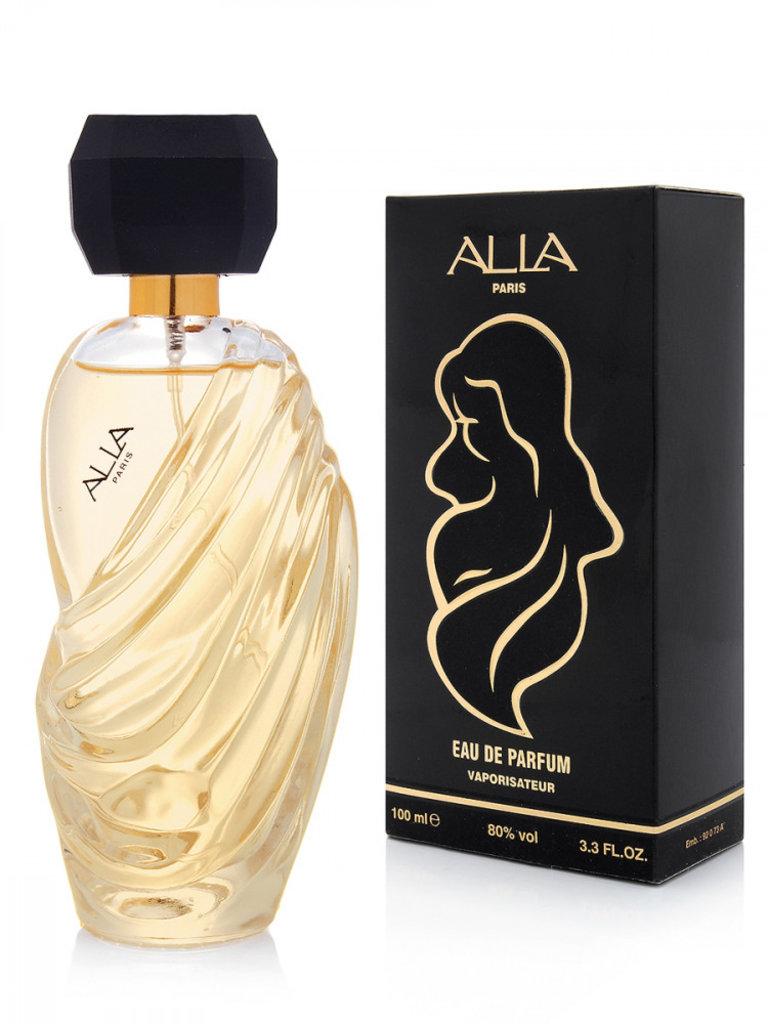 Для женщин: Alla Pugachova Alla Black парф вода 100ml в Элит-парфюм
