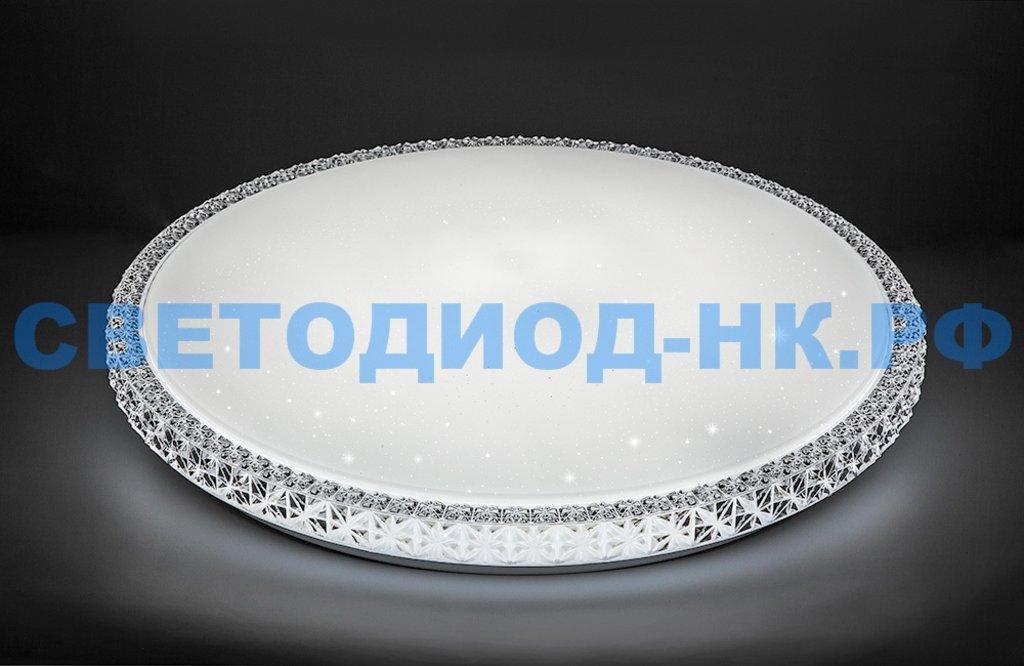 FERON: Светодиодный управляемый светильник накладной Feron AL5300 тарелка 60W 3000К-6500K белый в СВЕТОВОД