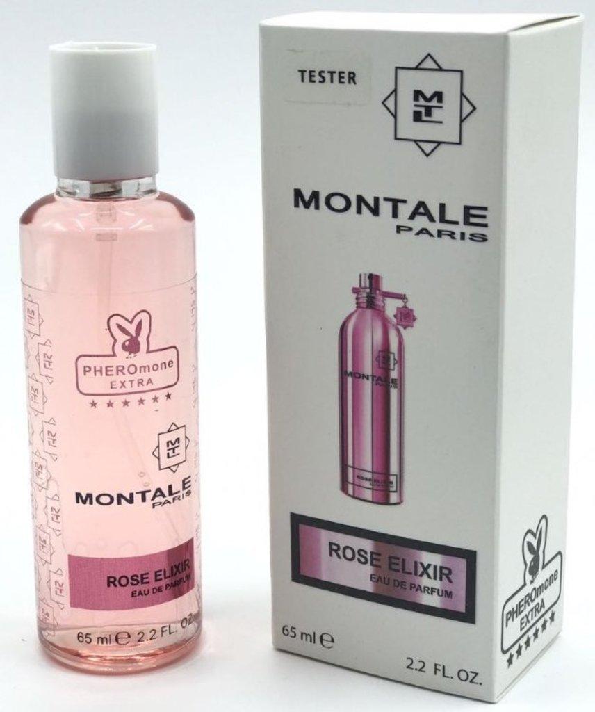 Montale (Монталь): Мини-парфюм 65 ml с феромонами Montale Roses Elixir в Мой флакон