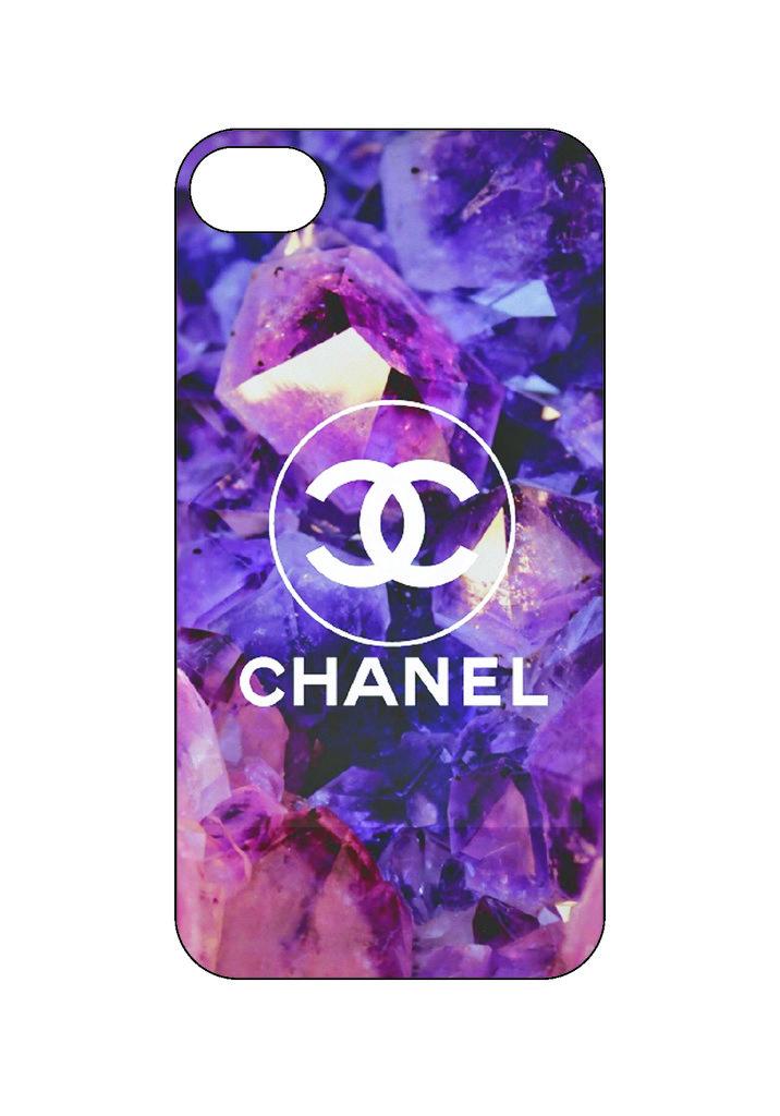Выбери готовый дизайн для своей модели телефона: Chanel в NeoPlastic