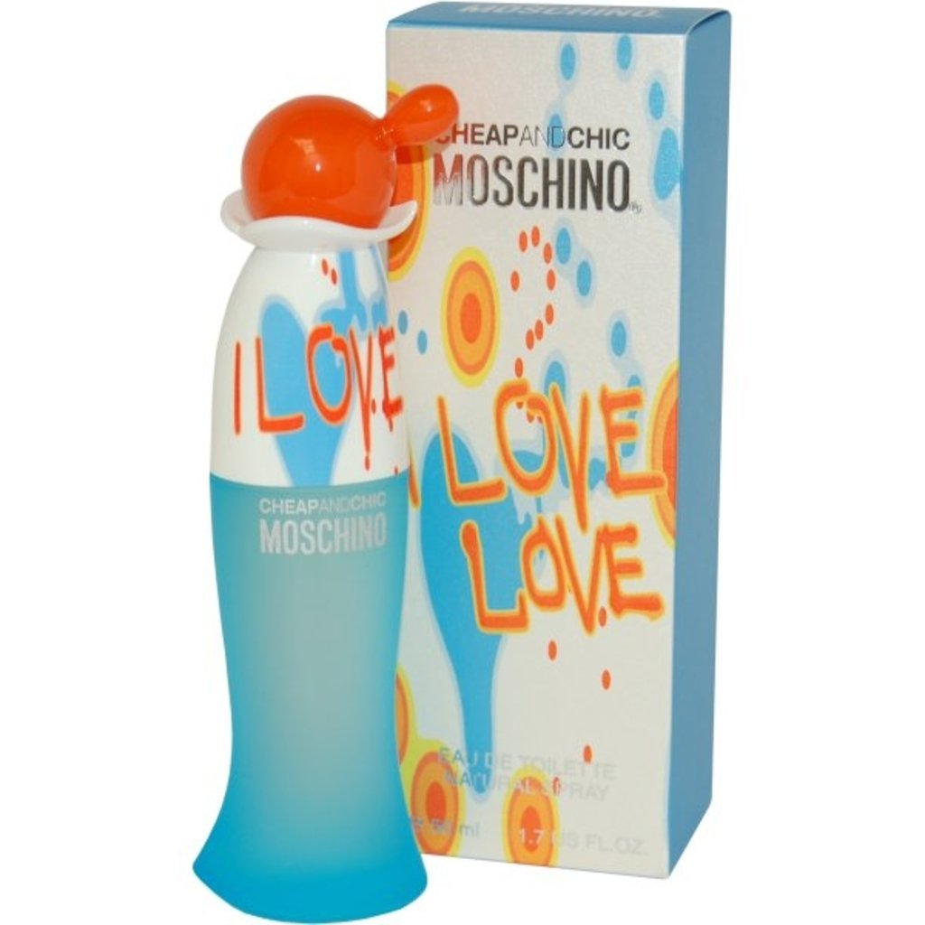 Moschino: Moschino I love love Туалетная вода edt ж 30 | 50 | 100ml в Элит-парфюм