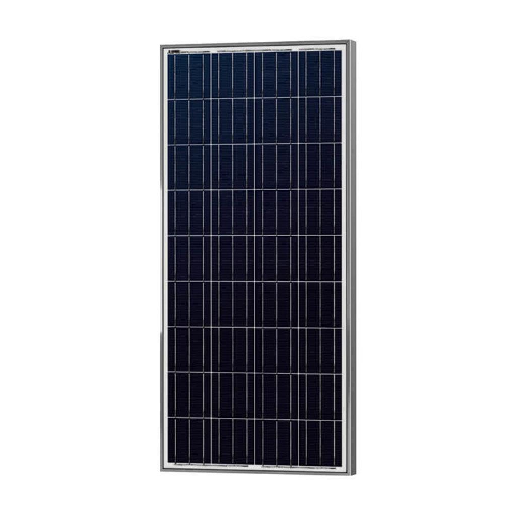 Поликристалические: Cолнечная батарея SilaSolar 150Вт в Горизонт