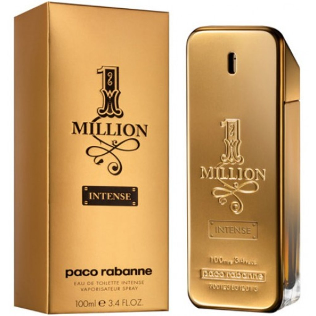 Paco Rabanne (Пако Рабан): Paco Rabanne 1 Million Intense 100ml в Мой флакон