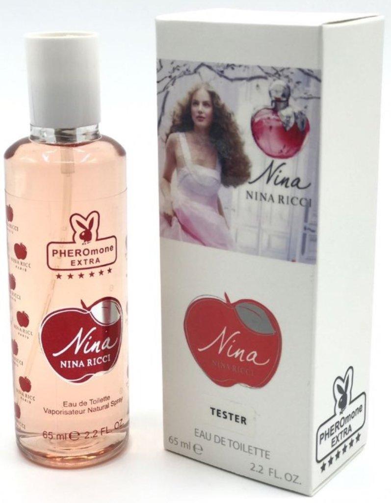 Nina Ricci (Нина Ричи): Мини-парфюм 65 ml с феромонами Nina Ricci Nina в Мой флакон