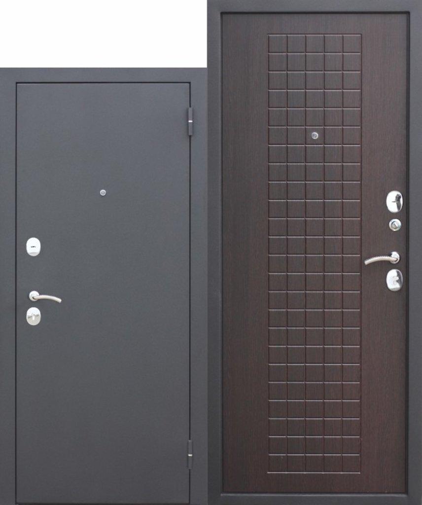 Двери завода Феррони: Гарда МУАР 8 мм Венге в Модуль Плюс
