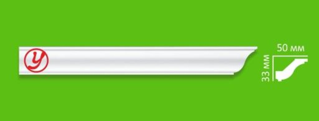Плинтуса потолочные: Плинтус потолочный Decoline G в Мир Потолков