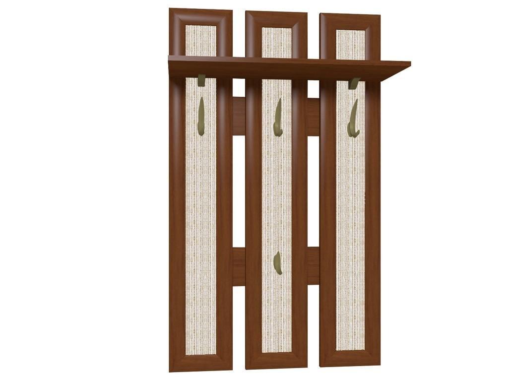 Мебель для прихожей Милана. Все модули: Вешалка №1 Милана (прихожая) в Диван Плюс