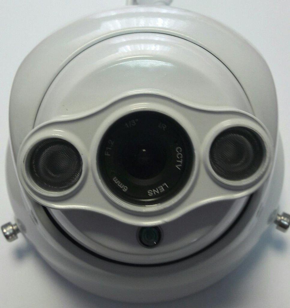 Аналоговые видеокамеры (AHD): Видеокамера VD-8D65S2B в Микровидео