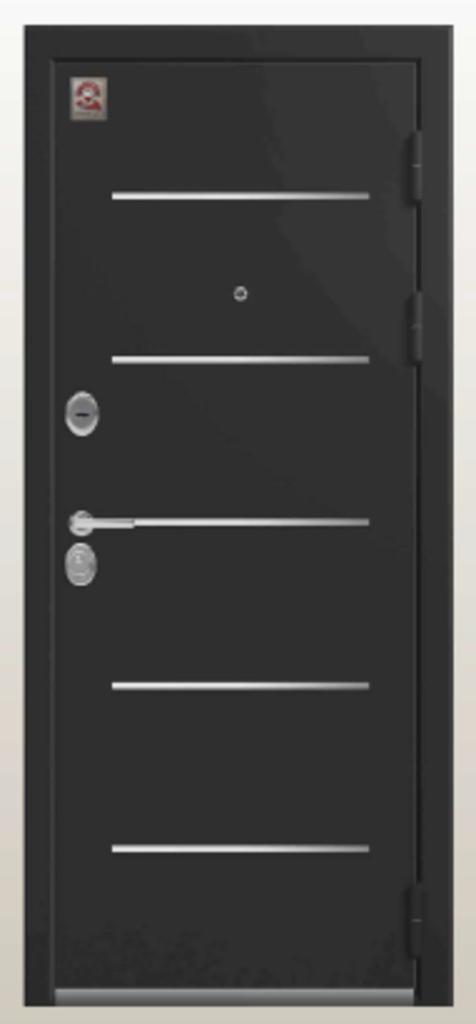 Двери Центурион: Центурион LUX 2 Чёрный шёлк/Каньон в Модуль Плюс
