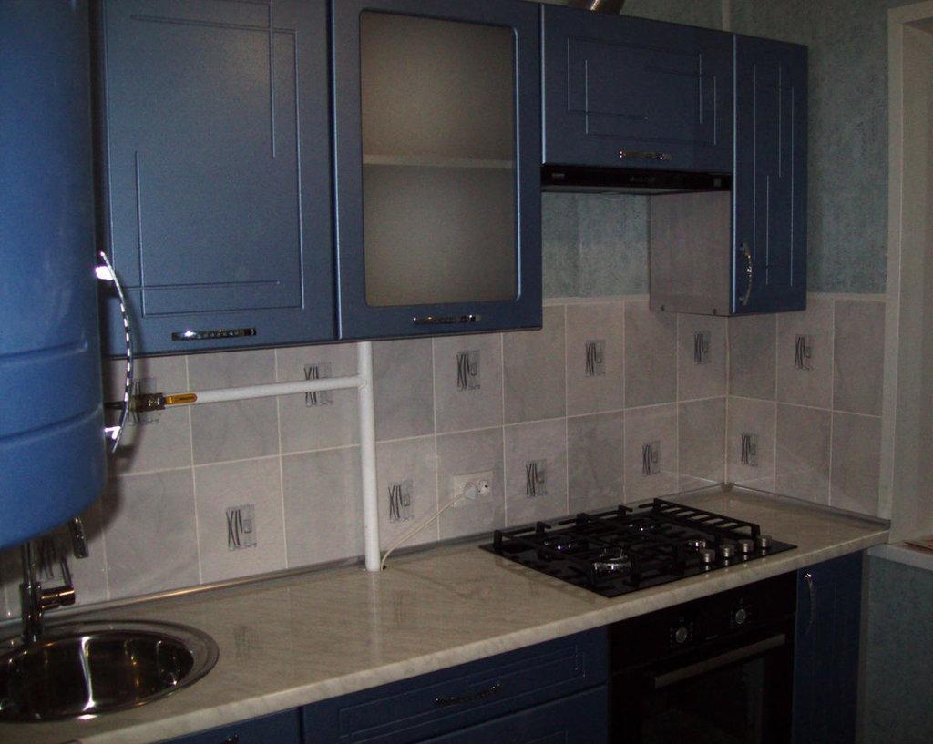 Кухни: Кухня 5 в Золотая рыбка