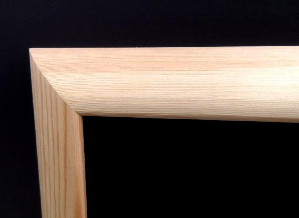 Рамы: Рама №4 60*60 Лесосибирск сосна в Шедевр, художественный салон