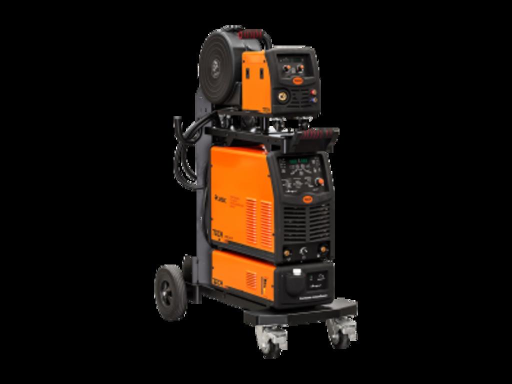 СЕРИЯ  TECH - аппараты предназначены для использования на производстве и в промышленности: TECH MIG 350 P (N316) в РоторСервис, сервисный центр, ИП Ермолаев Д. И.