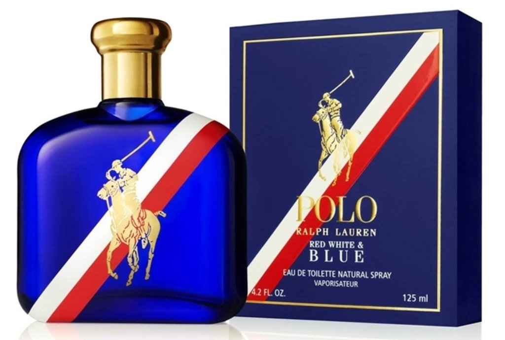 Ralph lauren: Ralph Lauren Polo Red White & Blue  edt 75ml в Элит-парфюм