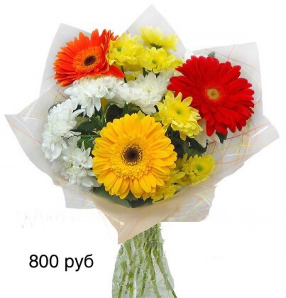 Букеты: Букет, герберы в Николь, магазины цветов