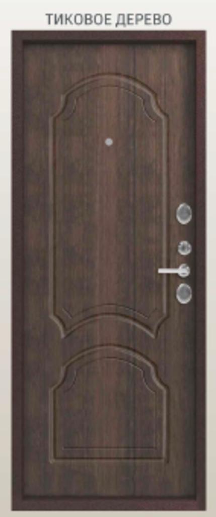 Двери Центурион: Центурион Т-6 Антик Медь/Тиковое дерево в Модуль Плюс