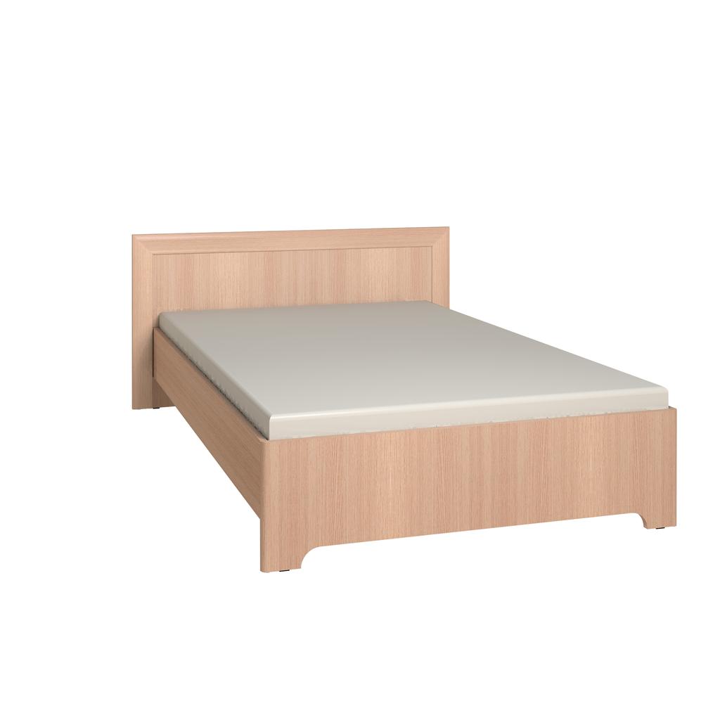Кровати: Кровать Анкона 5 (900, орт. осн. металл) в Стильная мебель