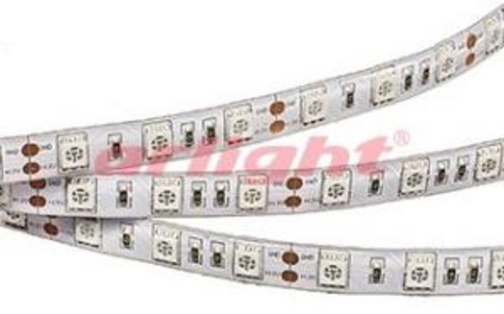 Герметичная лента: Лента герметичная Arlight LUX RTW 2-5000SE 12V Red 2X (5060, 300 LED, LUX) в СВЕТОВОД