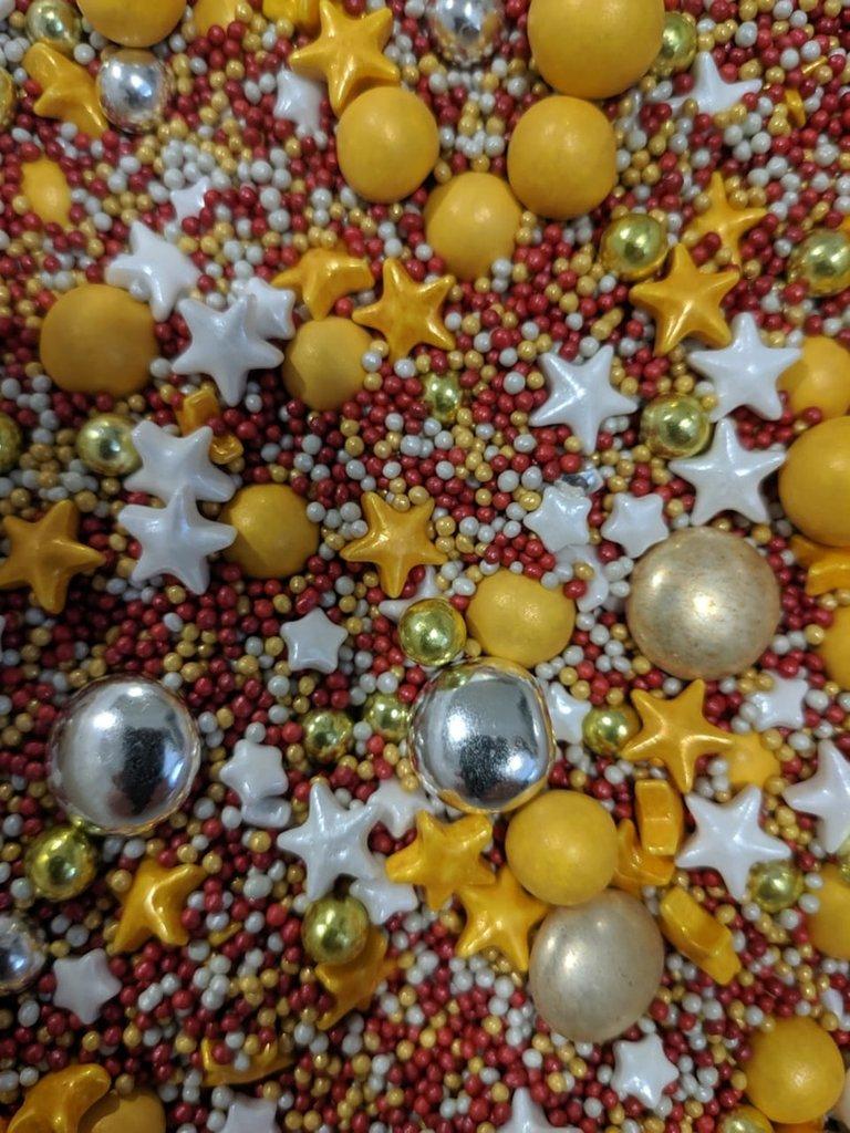 Посыпки декоративные: Посыпка декоративная Микс №5 50г в ТортExpress